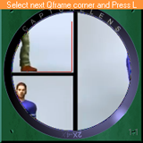select qframe second corner